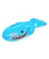 Opblaas bodyboard haai 100 cm