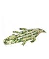 Opblaas krokodil camouflage 175 cm