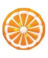 Opblaas sinaasappel schijf 150 cm