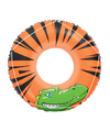 Opblaasbare grote zwemring voor kinderen met krokodil