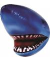 Opblaasbare haaien kop 44 cm