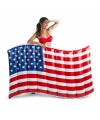 Opblaasbare vlag usa 150 cm