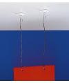 Ophang spiraal tot 15 cm
