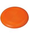 Oranje frisbee