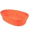 Oranje mandje 36 cm