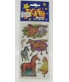 Paard stickers