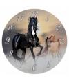 Paarden klok 34 cm