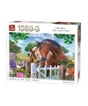 Paarden puzzel 1000 stukjes