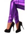 Paarse dames legging