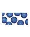 Pailletten blauw 500 stuks