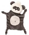 Panda knuffeldoekje patches