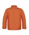 Parka jas voor heren waterafstotend