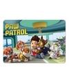 Paw patrol 3d placemat type 2