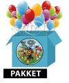 Paw patrol kinderfeestje pakket