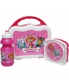 Paw patrol lunch set roze