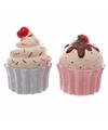 Peper en zout setje cupcakes