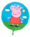 Peppa big folieballon 43 cm