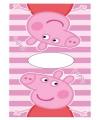 Peppa big handdoek poncho voor kids
