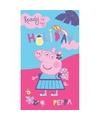 Peppa pig badlaken 70 x 120 cm