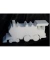 Piepschuim vorm trein 44 cm