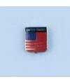 Pin broche vlag usa