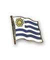 Pin vlag uruguay