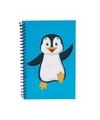 Pingu n notitieboekje blauw 18cm