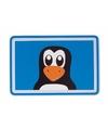 Pingu n placemat van 43 cm