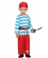 Piraat kostuum voor peuters