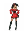 Piraat vixen kostuum voor dames