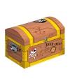 Piraten kistje 23x17 cm