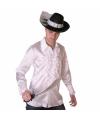 Piraten overhemd wit voor heren