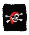 Piraten zweetbandje