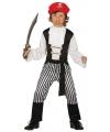 Piratenpak voor jongens