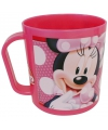 Plastic minnie mouse beker 350 ml