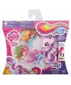 Plastic my little pony buttonbelle 8 cm