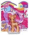 Plastic my little pony pretzel speelfiguur 8 cm