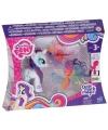 Plastic my little pony rarity 8 cm