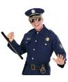 Plastic tonfa politie knuppel 51 cm