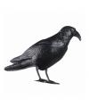 Plastic vogelverschrikker kraai