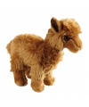 Pluche alpaca knuffel 20 cm