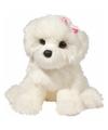 Pluche bichon fris hond knuffel 41 cm