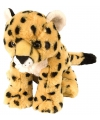Pluche cheetah welp knuffel 30 cm