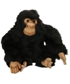 Pluche chimpansee 25 cm