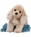 Pluche cocker spaniel hond knuffel 41 cm