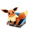 Pluche eevee pokemon knuffel 25 cm