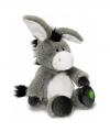 Pluche ezel knuffel 35cm