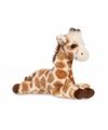 Pluche giraffe knuffel 20 cm