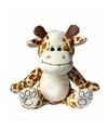 Pluche giraffe knuffel 25 cm