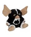 Pluche gremlin knuffel zwart 30 cm